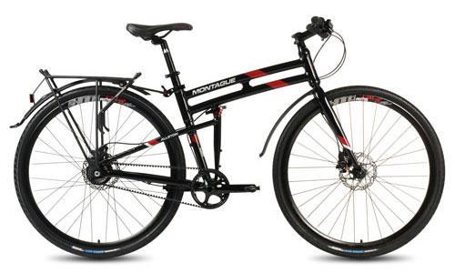 Allston folding bike open