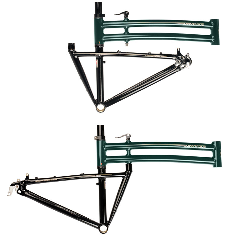 Montague Offers Framesets for Custom Builds