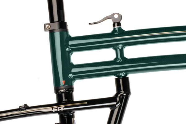 FIT Frame Folding System Closeup