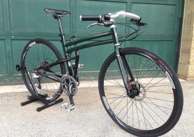 Fit gravel bike - BEagle Bicycle