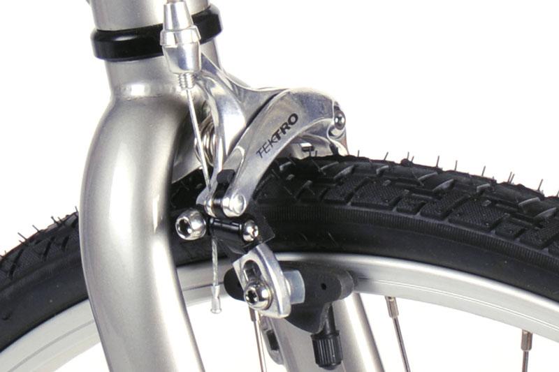 Crosstown Wheel and Tire Closeup