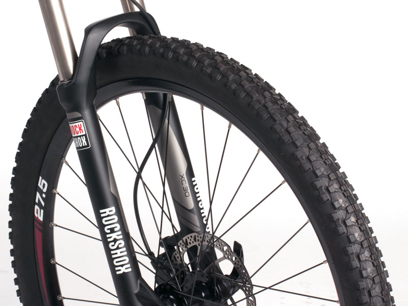 "Paratrooper Highline 27.5"" Wheel Closeup"