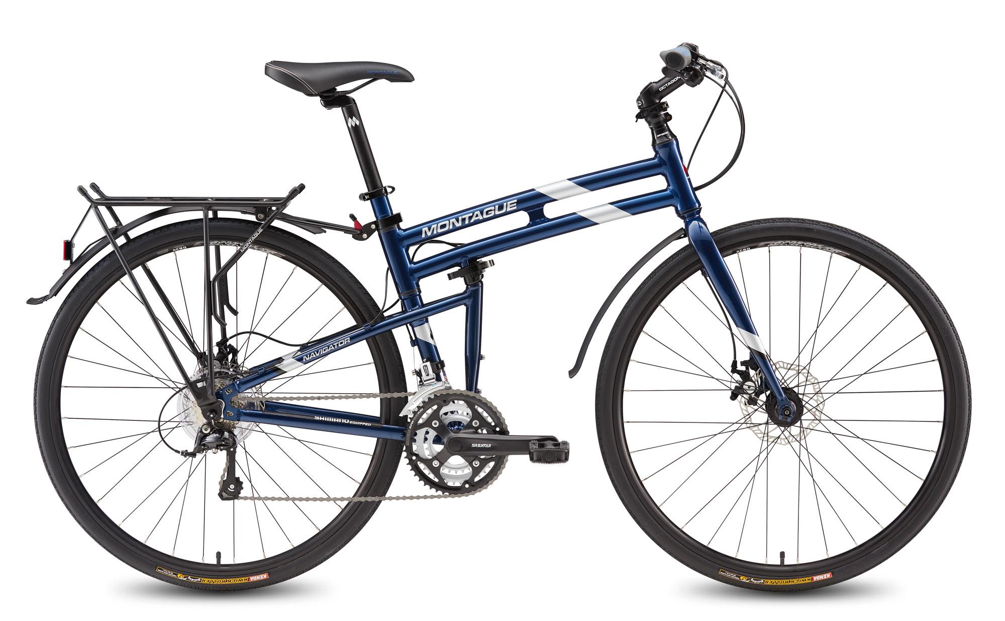Navigator DirectConnect Folding Bike