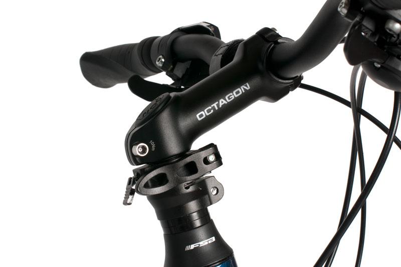 Navigator Octagon Handlebar System Closeup