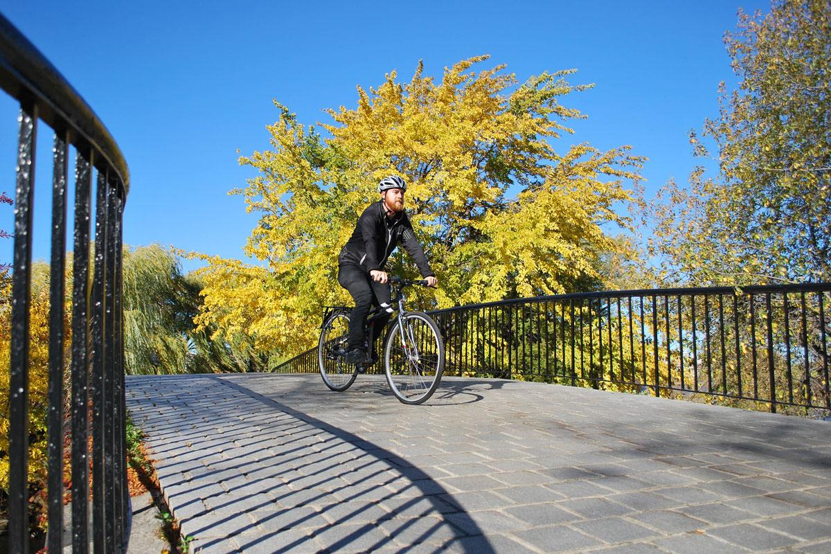 Urban-riding-over-bridge