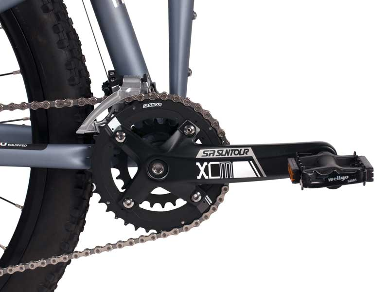 Paratrooper Highline Crankset Closeup