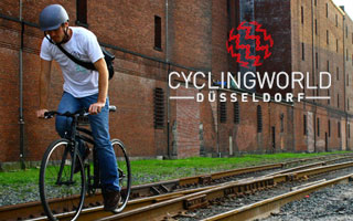 MONTAGUE bei der CYCLINGWORLD DÜSSELDORF 2019