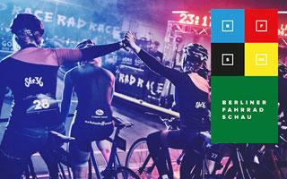 MONTAGUE bei der Berliner Fahrradschau 2018