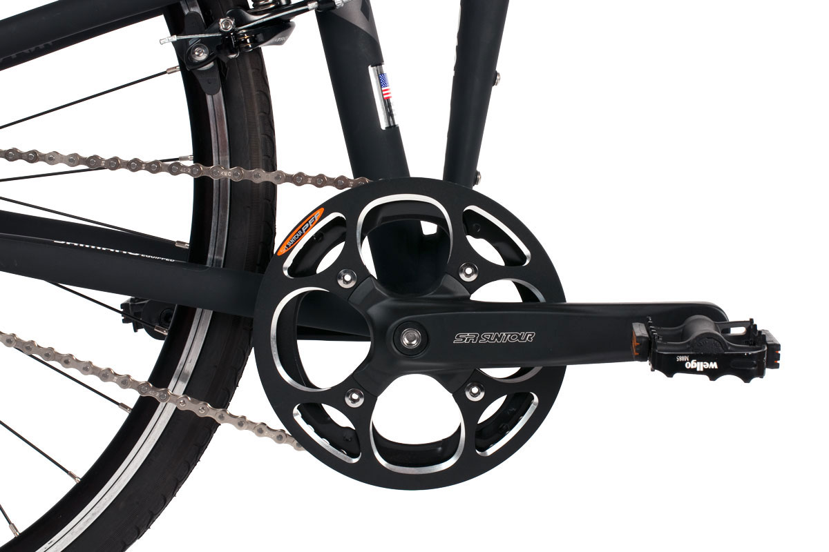 Allston Shimano Alfine internal gear hub
